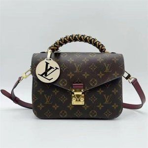 LV M43984 Pochette Metis New Shoulder Bag*